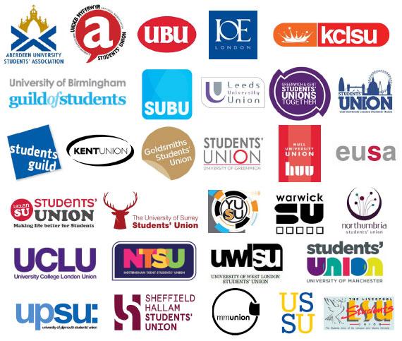 Student-Union-logos